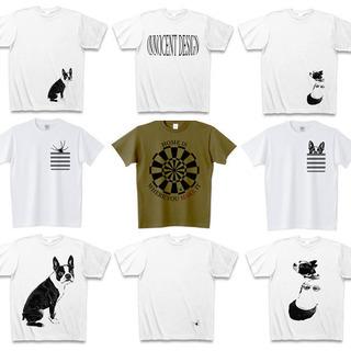Tシャツをメインにデザインしています。ぜひご覧ください♪