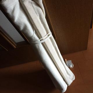 二つセット 布製ブラインド ニトリ