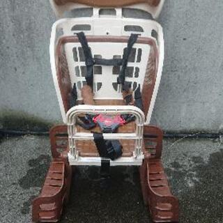 自転車用リヤチャイルドシート