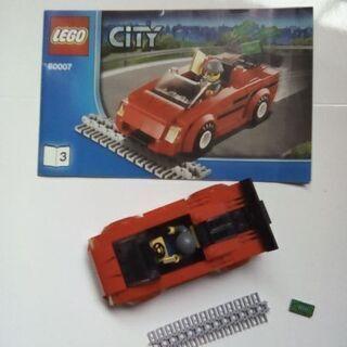 レゴブロック スポーツカー