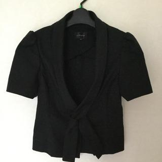 【新品】pride glide ジャケット  黒  半袖  36...