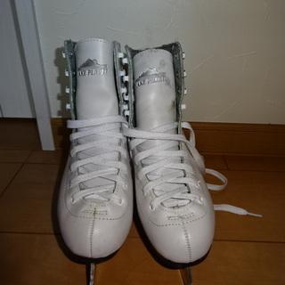 【値下げしました!】スケート靴 23㎝ (LAKE PLACID...