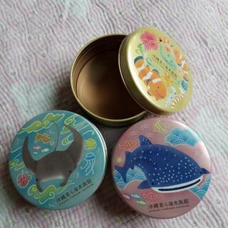 美ら海水族館の空き缶