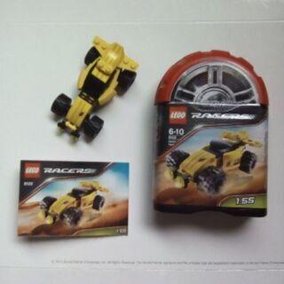 レゴブロック オフロードカー
