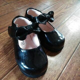 女の子靴 13㎝ 美品