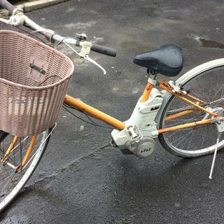 電動アシスト自転車 ジャンク