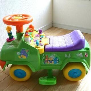 【お譲り先決まりました】子供用乗用玩具 乗り物
