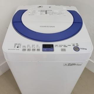 SHARP洗濯機 7kg 東京 神奈川 格安配送