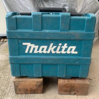 makita マキタ 充電式ハンマドリル ケース