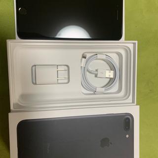 Docomo iPhone 7 Plus ブラック 128GB ...