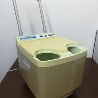 日立製【足湯・フットバス】 冷え取り君 FB-C70・ハンドルキ...