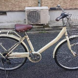 シティーサイクル 自転車 チャリンコ