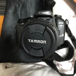 フィルムカメラ Canon  EOS7