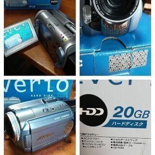 「本日限定値下げ」victorハードディスクビデオカメラ