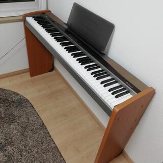 電子ピアノ CASIO 88鍵盤 Privia PX-100 ...