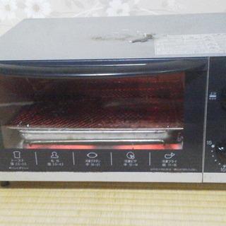 【取引終了】TOSHIBA オーブントースター HTR-H4
