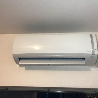 エアコン広場の格安エアコン取り付け取り外し工事 新品エアコン六畳...