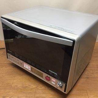 シャープ 高温スチームオーブンレンジ RE-S31F-S