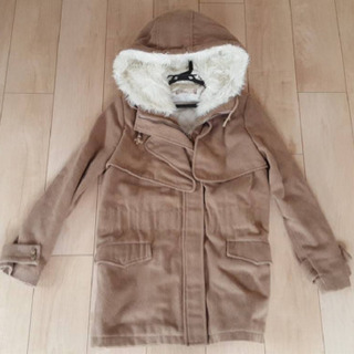 値下げしました❗️韓国で購入したコートです。