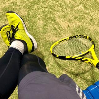 気軽に楽しくテニスしましょー
