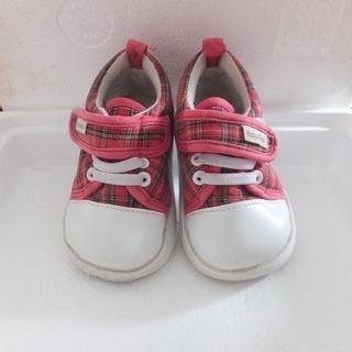 キッズ靴 13.0cm Babootica