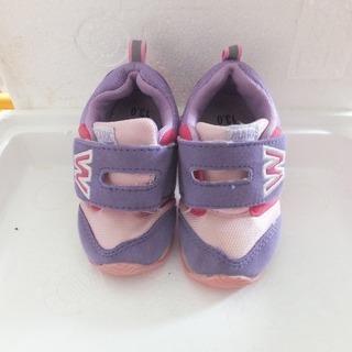 ≪美品≫キッズ靴 13.0cm  MARK&SAMの画像