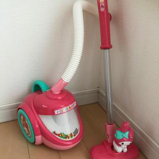 マイメロディ 掃除機