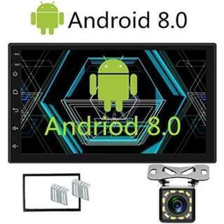 MiCarBa Android 8.0 カーナビ 2din 7イ...