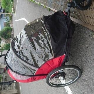 バギー利用できる自転車チャイルドトレーラー「Schwinn Joy...