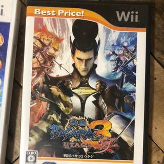 Wiiソフト各種5点
