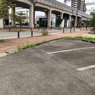 ⭐︎花畑駅周辺月極め空き駐車場出ます‼️12月より1️⃣台❣️