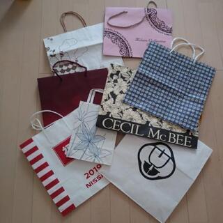 紙袋 (8枚)他にもあります