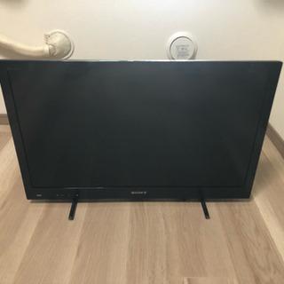 32型テレビ(引取りのみ/ジャンク品)