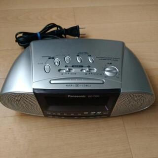 Panasonic パナソニック FM-AM CLOCK ラジオ...