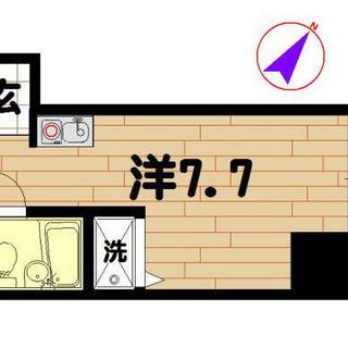 不動前 ★礼金敷金なし★ 即入居