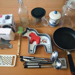 キッチン雑貨、調理器具