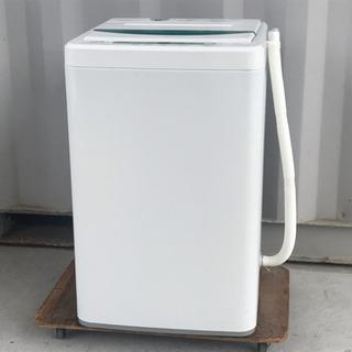 美品!ハーブリラックス 洗濯機 4.5kg 18年製◇YWM-T...