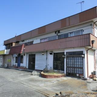 筑西・折本貸店舗 3号 洋室・和室・お風呂付!