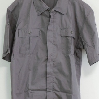 半袖シャツ ファスナータイプ 2L 未使用品