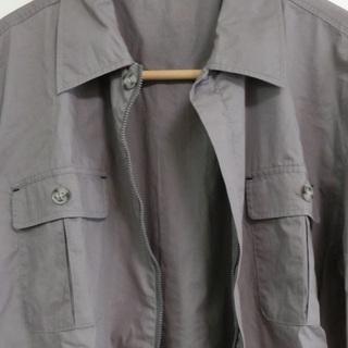 半袖シャツ ファスナータイプ 2L 未使用品 - 服/ファッション