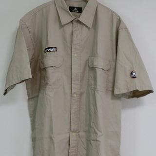 半袖シャツ air walk 2L 未使用品