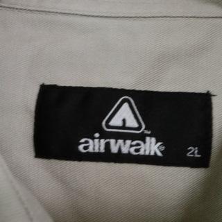 半袖シャツ air walk 2L 未使用品 - 服/ファッション