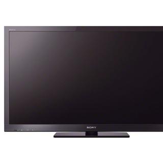 ソニー 46型 液晶テレビ ブラビア  500GBの新品交換済みハ...