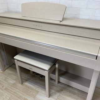 電子ピアノ ヤマハ CLP-635WA ※送料無料(一部地域)