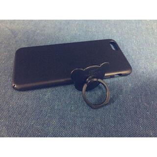 Iphone「スマホケース+リング」セット!