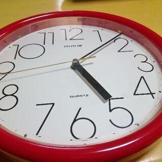 掛け時計、お譲り致します。中古