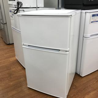 安心の6ヶ月保証付!ユーイング 2ドア冷蔵庫 【トレファク武蔵村山店】