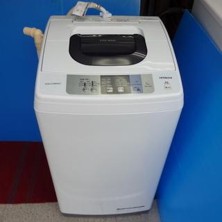 美品 2018年製 日立全自動洗濯機 5kg NW-50B