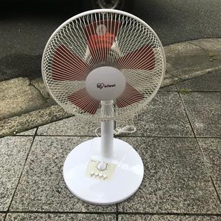 #2469 アイリスオーヤマ リビング扇風機 EFA-32-W/...