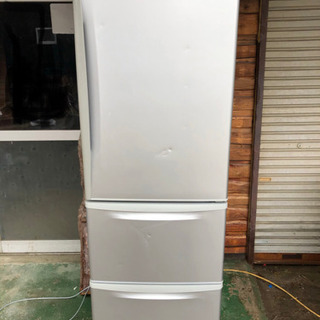 ナショナル ノンフロン冷凍冷蔵庫 NR-CMR370-s 200...